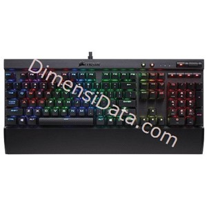 Picture of Corsair Gaming K70 LUX RGB (CH-9101010-NA)