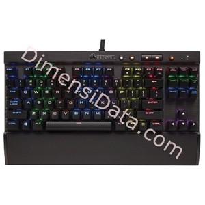 Picture of Corsair Gaming K65 RGB Rapidfire (CH-9110014-NA)