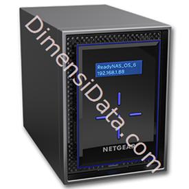 Jual Storage Server NAS NETGEAR RN424