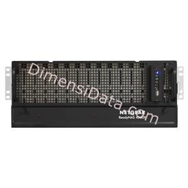 Jual Storage Server NAS NETGEAR RR4360X