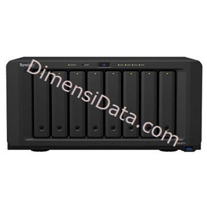 Picture of Storage Server NAS SYNOLOGY DS1817