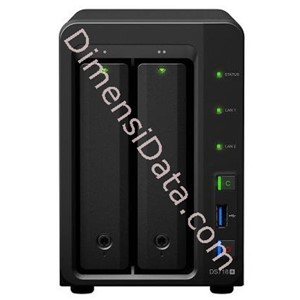 Picture of Storage Server NAS SYNOLOGY DS1817+