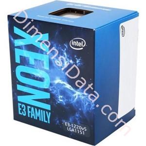Picture of Server Processor INTEL Xeon E3-1225V5