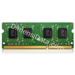 Picture of QNAP RAM-2GDR3-SO-1333
