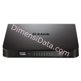 Jual Switch Unmanaged D-LINK (DES-1016A/E/P/DES-1016A-SE)