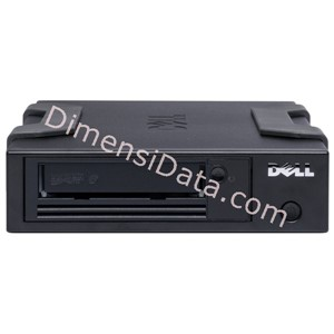 Picture of DELL PowerVault(TM) LTO-6-200 External Tape Drive