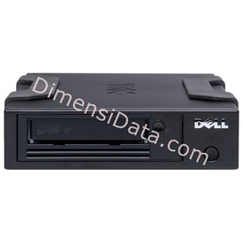 Jual DELL PowerVault(TM) LTO-6-200 External Tape Drive