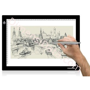 Picture of Drawing Tablet Huion A4 LED Light Pad