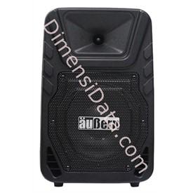 Jual Speaker Portable AUBERN PA System PS-8C