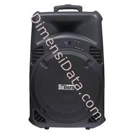 Jual Speaker Portable AUBERN PA System BE-15CR