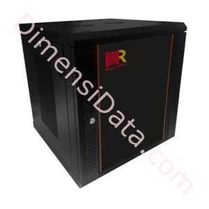 Picture of Wallmount Rack Server HAGANERACK 9U-450mm (HRW945SDG)