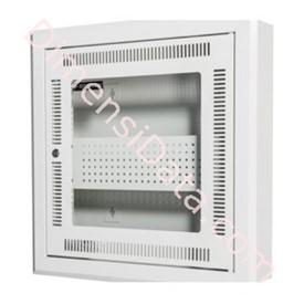 Jual Wallmount Rack Server HAGANERACK 6U-250mm Single Door Soho Series (HRWO625SD)