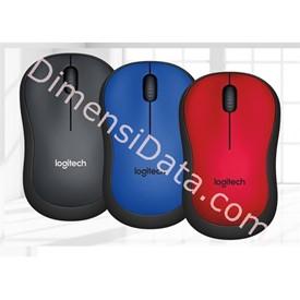Jual Silent Wireless Mouse Logitech M221