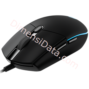 Picture of Prodigy Wired Gaming Mouse Logitech G102
