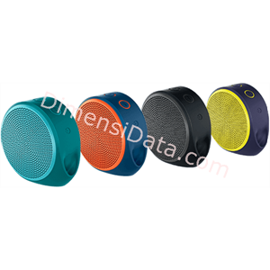 Picture of Mobile Wireless Speaker Logitech X100