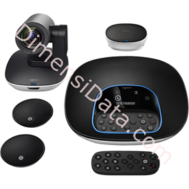 Jual ConferenceCam Logitech Group Video Conferencing System