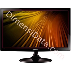 Picture of LED Monitor SAMSUNG [LS19D300HYXD]