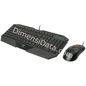 Picture of Gaming Keyboard Mouse Combo AULA Altar Rigel [SI-2023+9013]