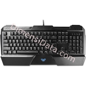 Picture of Gaming Keyboard AULA Sapphire [SI-2013S USB]