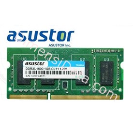 Jual Memory Server NAS ASUSTOR AS61/62 +1GB RAM