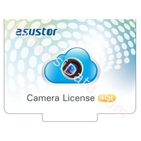 Jual Camera License ASUSTOR AS-SCL04 For All Models