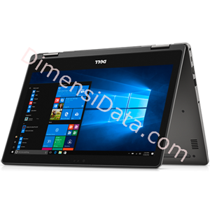 Picture of Notebook DELL Latitude 3379 [i5-6200U] Win10 Pro
