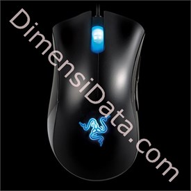 Jual Razer DeathAdder Blue - Left Hand Edition