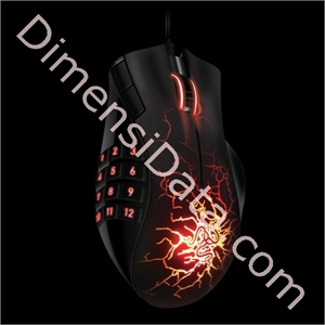 Picture of Razer Naga Molten Special Edition Expert MMO