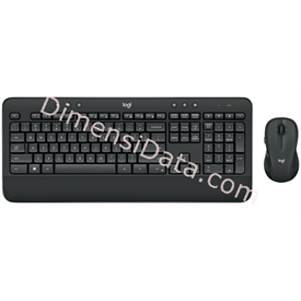 Jual Advanced Wireless Combo Logitech MK545