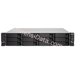 Picture of Storage Server NAS QNAP TS-1253BU-RP 4GB RAM
