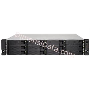 Picture of Storage Server NAS QNAP TS-1253BU-RP 4GB RAM