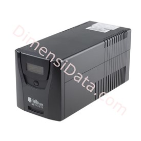 Jual UPS Riello Net Power 1000Va/600W