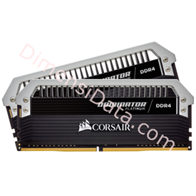Jual Memory Desktop CORSAIR Dominator Platinum DDR4 CMD32GX4M2C3200C16 (2 x 16GB)