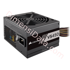 Picture of PSU CORSAIR VS Series VS450 [CP-9020170-EU] 450Watt