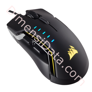 Picture of Mouse Gaming CORSAIR Glaive RGB [CH-9302111-AP] Aluminum