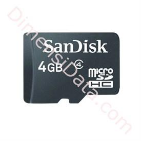 Jual SanDisk Micro SDHC 4GB
