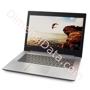 Picture of Notebook Lenovo IdeaPad IP320 [80XU00-43iD] Grey