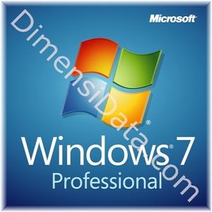 Picture of Windows 7 Professional 32bit [OEM]