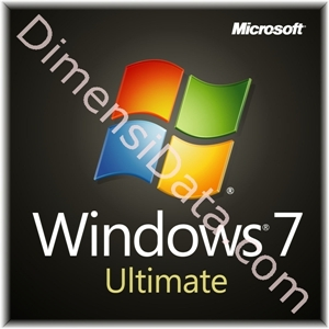 Picture of Windows 7 Ultimate, 32bit [OEM]