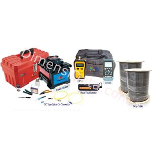 Picture of Paket Peralatan Konektivitas Fiber Optic SuperFiber Kit