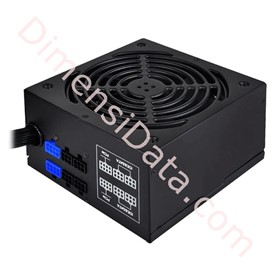 Jual Power Supply SILVERSTONE 750W (80+ Modular) ET750-HG