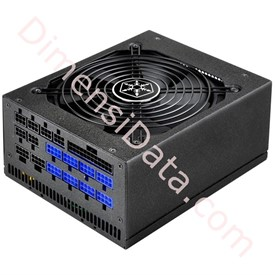 Jual Power Supply SILVERSTONE 1000W (80+ Platinum Full Modular) ST1000-PT