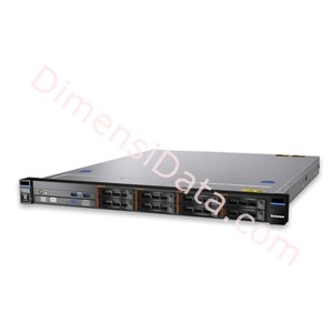 Picture of Rack Server Lenovo System x3250 M6 [3633-W1A]