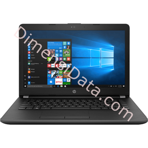 Picture of Notebook HP 14-bs124TX [3MR32PA] Smoke Gray