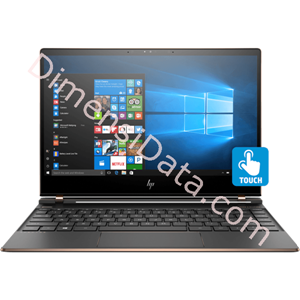 Picture of Notebook HP Spectre 13-af080TU [3BE22PA] Black/Gold