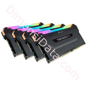 Picture of Memory Desktop CORSAIR Vengeance RGB Pro (4 x 8GB) DDR4 [CMW32GX4M4C3200C14]