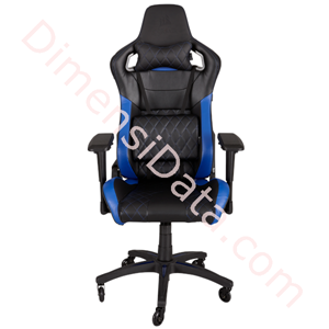 Picture of Chair Gaming CORSAIR T1 RACE [CF-9010004-WW] Black-Blue
