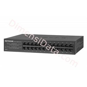 Picture of Switch Netgear GS324 24-Port Gigabit Ethernet [GS324-100EUS]