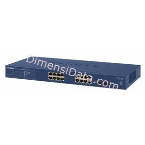 Picture of Switch Netgear GS716T 16-Port Smart Managed Pro [GS716T-300EUS]