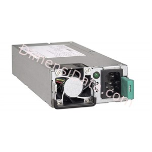Picture of PSU NETGEAR APS1000W for RPS4000 [APS1000W-100AJS]